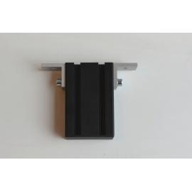 JCL Seat - 6 Pieds rehaussement de couleur grise