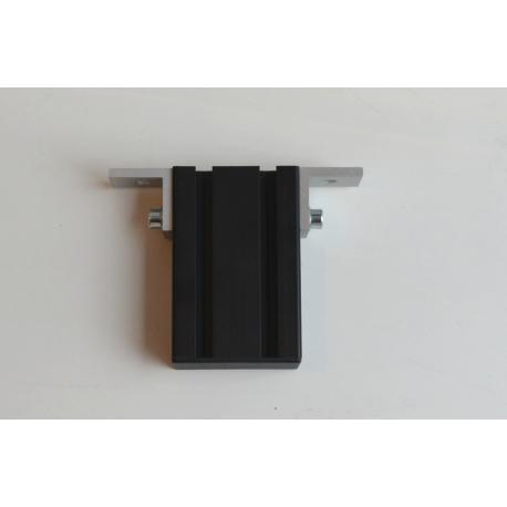 JCL Seat - Pieds rehaussement Noirs X6