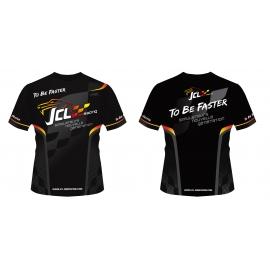 Tee-Shirt JCL Simracing