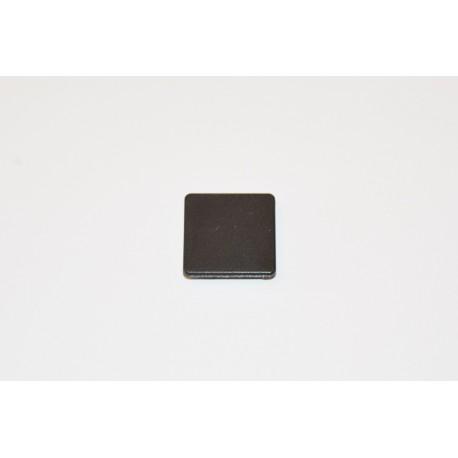 Embout de protection Noir pour profilé 40x40