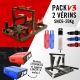V3 Dynamic Fury Pack