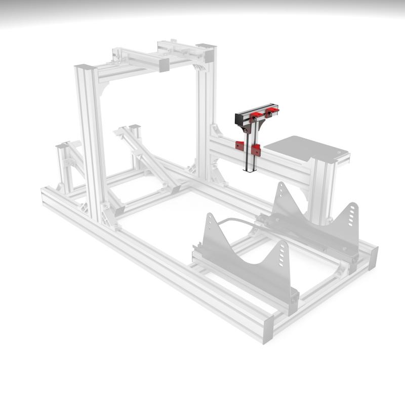 fanatec logitech thrustmaster support gris bo te de vitesse jcl sim racing. Black Bedroom Furniture Sets. Home Design Ideas