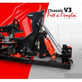 Châssis V3 dynamique Prêt à l'emploi