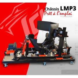 Châssis LMP3 Prêt à l'emploi
