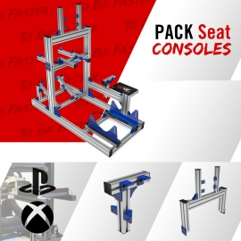 Gray Pack JCL Seat special consoles!