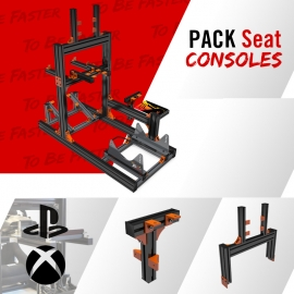 Pack JCL Seat special consoles!
