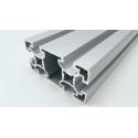 Cutting aluminum profile