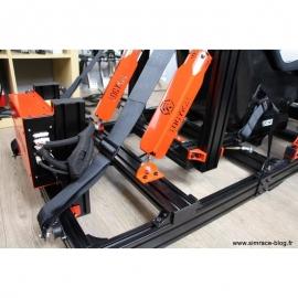 Actuators pack SCN6 40Kg 100mm