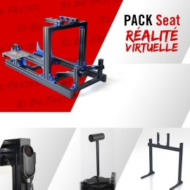 Packs JCL Seat